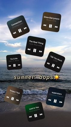 Music for summer Music X, Music Mood, Music Lyrics, Music Songs, Music Quotes, Summer Playlist, Summer Songs, Song Playlist, Soul Songs