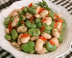 "Food Wishes Video Recipes: The ""Fava of Love"" Salad starring Fava Fav!"