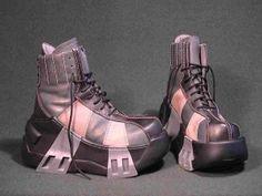 b0907afabf7 BUFFALO Platform Sneakers Rave Club Kid 90 s Techno SPICE Girls. SWEAR  Amazon    q Pastel Punk