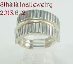 Sterling Jewelry, Sterling Silver, Snake Ring, Norway, 1960s, Facebook, Twitter, Rings, Ebay
