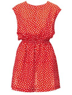 In Love! Simple yet so gorgeous summer dress. :-)
