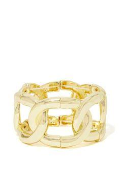 Chain Rule Bracelet