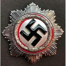 Deutsches Kreuz in Silber 1941 Airborne Army, Volkswagen Logo, World War, Wwii, Germany, Symbols, History, Militaria, Diorama
