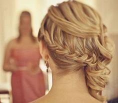 Waterfall Braid are a gorgeous choice for boho brides.
