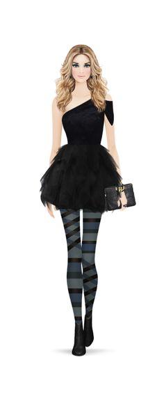 (••)                                                               Fashion Game