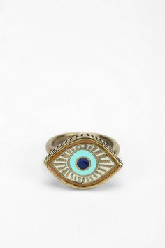 Dream Collective Evil Eye Ring #urbanoutfitters