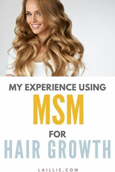Learn how to grow your hair out as fast as possible through the use of MSM. I have been using MSM for hair growth for about a year now and am really happy with it. Make your hair grow really fast with this supplement!  #hairgrowth #growyourhair #MSM #haircare #hairhealth Growing Your Hair Out, Grow Long Hair, Grow Out, Grow Hair, Vitamin C Pills, One Year Ago, Hair Health, Hair Growth, My Hair