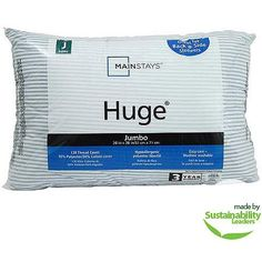 Mainstays HUGE Pillow