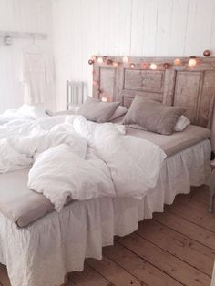 Fin sänggavel