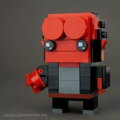 """The Right Hand of Doom"" by customBRICKS: Pimped from Flickr"