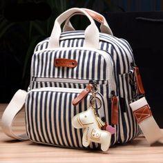 Designer Fashion Mommy Diaper Bags Backpack Diaper Backpack Baby Diaper Bag Baby