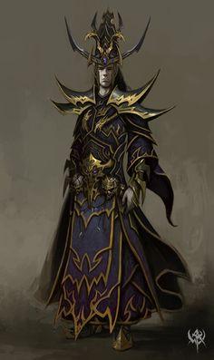 Warhammer Online: Sorceress/Sorcerer