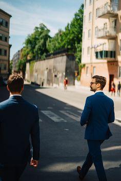 På väg / On their way