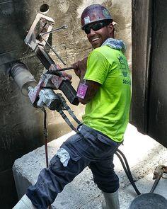 Core Drilling .. #coredrilling #concretecutting #concreteconnection #concretecuttingmiami #generalcontractor #construction #miami #constructionsite #ftlauderdale #westpalmbeach #broward #concrete #demolition