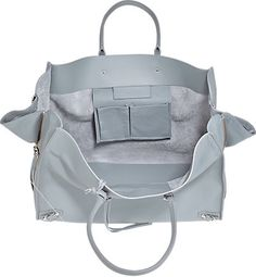 Balenciaga Papier A4 Zip - - Barneys.com