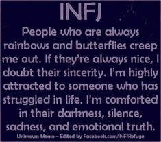 IDK about INFJ but i find this thought process true for me Intj And Infj, Infj Mbti, Infj Type, Isfj, Infj Traits, Myers Briggs Personality Types, Infj Personality, John Maxwell, Personalidad Infj