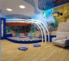 Resultado de imagen para coolest kids bedroom in the world