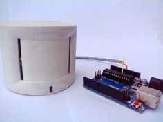 Motion triggered camera with arduino and motion sensor by lamefreaks