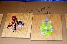 DSC_5656 Messy Art, Pour Painting, Triangle, Kunst
