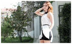 White Dress, Heart, Dresses, Fashion, Vestidos, Moda, White Dress Outfit, Fashion Styles, Dress