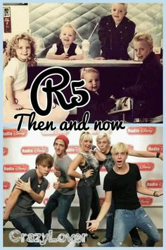 They were so cute when they were little! :D And now they are AWESOME! :D <3 <3 <3