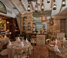 La Mangeoire, NYC, is an authentic cozy French restaurant. Service is warm and inviting.