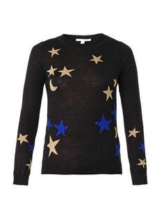 Stars and moon sweater | Diane Von Furstenberg | MATCHESFASHIO...