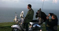 Pretty Green Gallery - Liam Gallagher shoot in Brighton