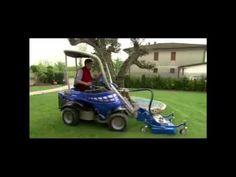 Les accessoires d'entretien pour manège avec MultiOne Lawn Mower, Outdoor Power Equipment, Interview, Accessories, Lawn Edger