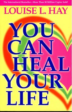 """You have the power to heal your life, and you need to know that. We think so often that we are helpless, but we're not. We always have the power of our minds…Claim and consciously use your power.""  - You Can Heal Your Life by Louise Hay"