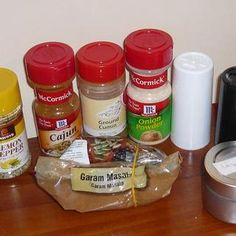 Pick Spices, Fill and Lable Packets
