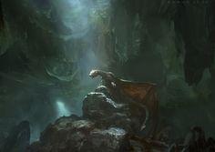 cave dragon lair
