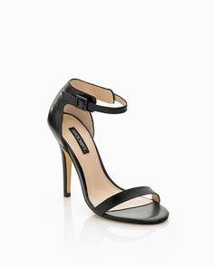 classic strap heels - shoemint
