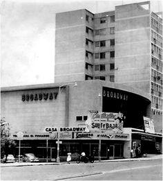 Cine Broadway 1957