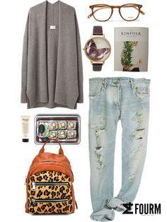 #ootd #outfit #ifourm #zaino #madeinitaly #leather
