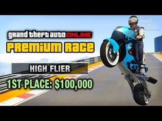 cool GTA Online - Premium Race #25 - High Flier (Cunning Stunts)