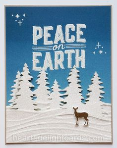 Heart's Delight Cards: Carols of Christmas Sneak Peek II