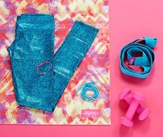 Shop New Arrivals of Yoga Pants, Printed Leggings & Tops Sparkly Leggings, Tops For Leggings, Printed Leggings, On The Bright Side, Personal Style, Yoga, Gym, Running, Workout