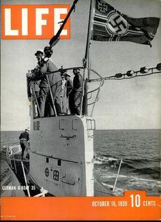 LIFE 16 ott 1939