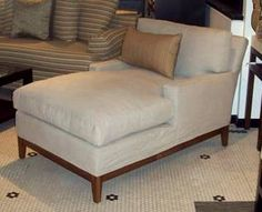 Modern Manhattan #Chaise.  Quatrine Furniture