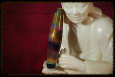 K.R.H. Lampwork Designs ~ Kathleen R. Hosterman ~ Brad's Striking Glass Beads.
