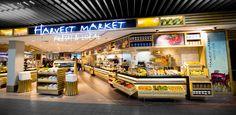 HARVEST MARKET | Schiphol International Airport, Amsterdam | Redesign Group