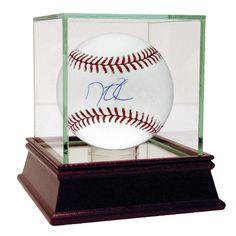 Dustin Pedroia MLB Baseball (MLB Auth)