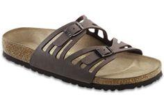 Mocha Granada Birkenstock sandals