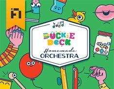 다음 @Behance 프로젝트 확인: \u201cDuckie Deck Homemade Orchestra\u201d https://www.behance.net/gallery/26443225/Duckie-Deck-Homemade-Orchestra