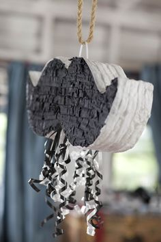 Love this mustache piñata for my son's 1st bday! Definitely going to have this and the kids would LOVE it!!