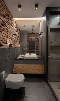 Ideas For Modern Bathroom Ideas Ikea Modern Master Bathroom, Bathroom Layout, Modern Bathroom Design, Bathroom Interior Design, Interior Design Living Room, Small Bathroom, Ikea Bathroom, Bathroom Ideas, Wc Design