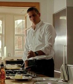 He could cook for me any night!!! ...
