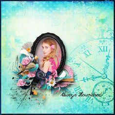 Always Flourished {Elements} by Aurelie Scrap