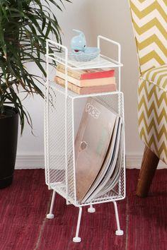 Mini Storage Rack  #UrbanOutfitters